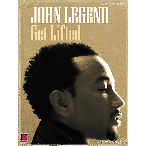 Hal Leonard John Legend - Get Lifted Piano, Vocal, Guitar Songbook-thumbnail