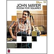 Cherry Lane John Mayer Room for Squares Easy Guitar Tab Songbook