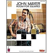 Cherry Lane John Mayer Room for Squares Guitar Tab Songbook