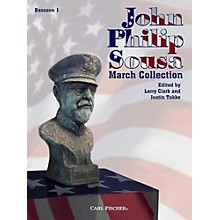 Carl Fischer John Philip Sousa March Collection - Bassoon 1