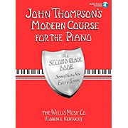 Willis Music John Thompson's Modern Course for Piano Grade 2 Book/CD