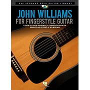 Hal Leonard John Williams For Solo Fingerstyle Guitar - Hal Leonard Solo Guitar Library Book/CD