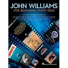 Hal Leonard John Williams for Beginning Piano Solo