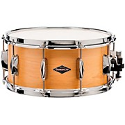 Craviotto Johnny C Solid Maple Snare Drum