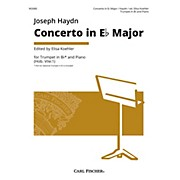 Carl Fischer Joseph Haydn - Concerto in Eb Major - Trumpet