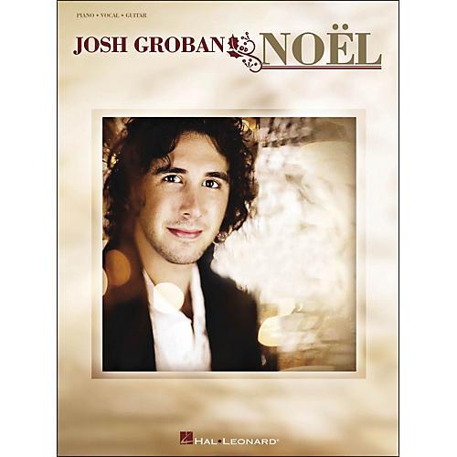 Hal Leonard Josh Groban Noel arranged for piano, vocal, and guitar (P/V/G)-thumbnail