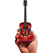 Axe Heaven Journey Tribute Acoustic Miniature Guitar Replica Collectible