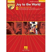 Hal Leonard Joy to the World - Drum Edition Worship Band Play-Along Series Softcover with CD Composed by Various