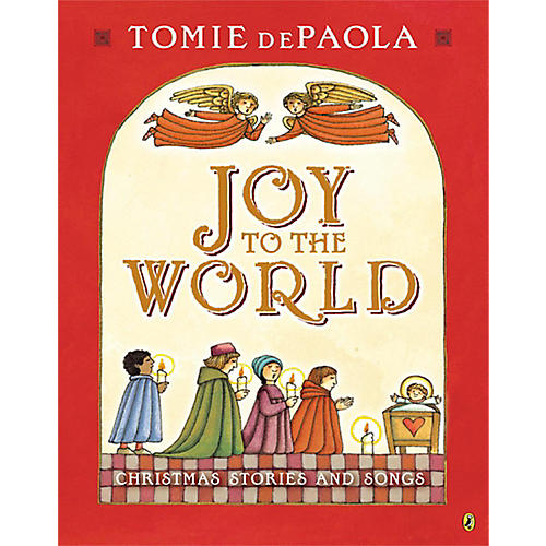 Penguin Books Joy to the World Christmas Stories and Songs Book-thumbnail