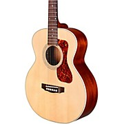 Guild Jumbo Junior Mahogany Acoustic-Electric Guitar