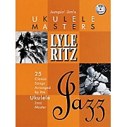 Hal Leonard Jumpin' Jim's Ukulele Masters: Lyle Ritz (Book/CD)