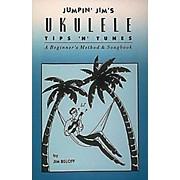 Hal Leonard Jumpin' Jim's Ukulele Tips 'N' Tunes Tab Songbook