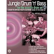 Alfred Jungle Drum 'n' Bass (Book/CD)