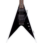 B.C. Rich Junior V with Double Locking Tremolo Electric Guitar