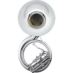 Jupiter 590 University Quad Series Brass 4-Valve BBb Sousaphone (590S)