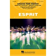 MCA Jurassic Park Fantasy Marching Band Level 3 by John Williams Arranged by Paul Lavender