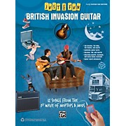 Alfred Just for Fun British Invasion Guitar Book