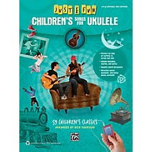 Alfred Just for Fun Children's Songs for Ukulele Easy Ukulele TAB Book