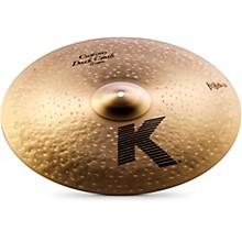Zildjian K Custom Dark Crash Cymbal