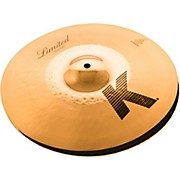 Zildjian K Custom Hybrid Limited Edition Reversible Hi-Hats