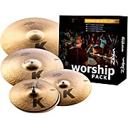 Zildjian K Custom Series Cymbal Set Worship