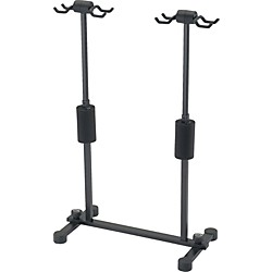 K&M Roadie 4 Guitar Stand (17604-Black)