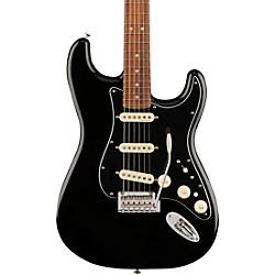 Fender Deluxe Stratocaster Pau Ferro Fingerboard Black -  0147103306