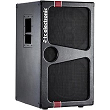 TC Electronic K212 2x12 400W Bass Cabinet