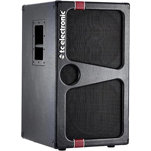 TC Electronic K212 2x12 400W Bass Cabinet-thumbnail