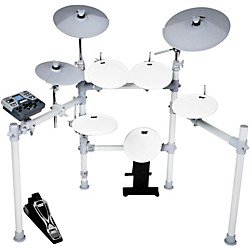 KAT Percussion Deluxe Electronic 5-Piece Drum Kit (KT2-US)
