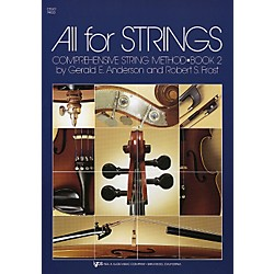 KJOS All For Strings Book 2 (79CO)