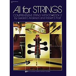 KJOS All For Strings Book 2 Score (79F)