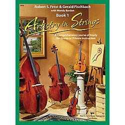 KJOS Artistry In Strings Book 1/CD Viola Book (100VACD)