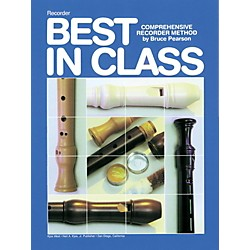 KJOS Best in Class Recorder Method Book (W10RC)