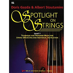 KJOS Spotlight On Strings 1 Violin (92VN)
