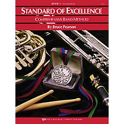 KJOS Standard Of Excellence Book 1 Baritone Tc (W21TC)