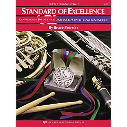 KJOS Standard Of Excellence Book 1 Conductor Score (W21F)
