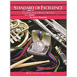 KJOS Standard Of Excellence Book 1 Trumpet (W21TP)