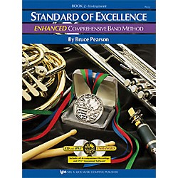 KJOS Standard Of Excellence Book 2 Enhanced Oboe (PW22OB)