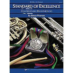 KJOS W22FL Standard of Excellence bk 2 - Flute