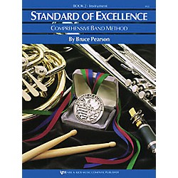 KJOS Standard Of Excellence Book 2 French Horn (W22HF)