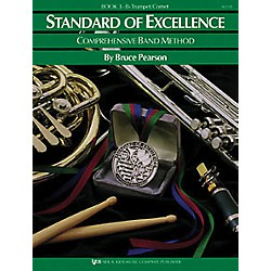 KJOS Standard Of Excellence Book 3 Clarinet (W23CL)