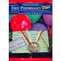 KJOS Standard Of Excellence First Performance Plus-OBOE (W53OB)