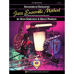 KJOS Standard Of Excellence for Jazz Ensemble 1st Trombone (W31TB1)