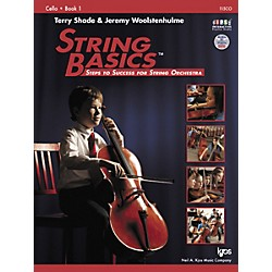 KJOS String Basics Book 1 for Cello (115CO)