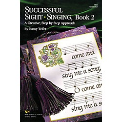 KJOS Successful Sight-Singing 2 Vocal (V82S)