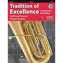 KJOS Tradition Of Excellence Book 1 for Tuba (W61BS)