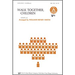 KJOS Walk Together Children (1012)