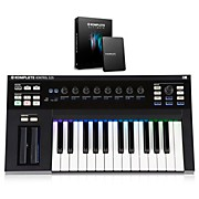 Native Instruments KOMPLETE KONTROL S25 Keyboard Controller with KOMPLETE 11 Ultimate