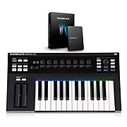 Native Instruments KOMPLETE KONTROL S25 Keyboard Controller with KOMPLETE 11